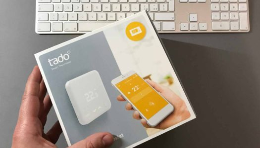 Tado° è il temostato digitale a tutto design
