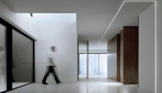 Come realizzare tagli di luce nel cartongesso con i LED