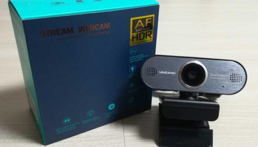 Recensione Unzano Stream Webcam 1080p Full HD