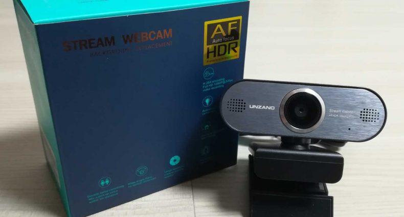 Confezione della Stream Webcam di Unzano