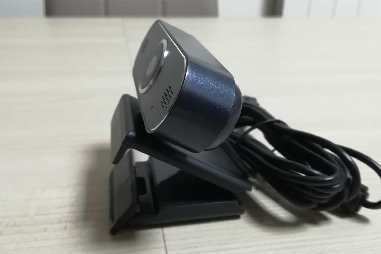 Profilo laterale della Stream Webcam Unzano