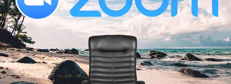 Come cambiare sfondo al meeting Zoom