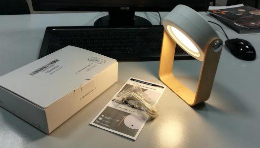 Recensione lampada da tavolo Led Zttopo