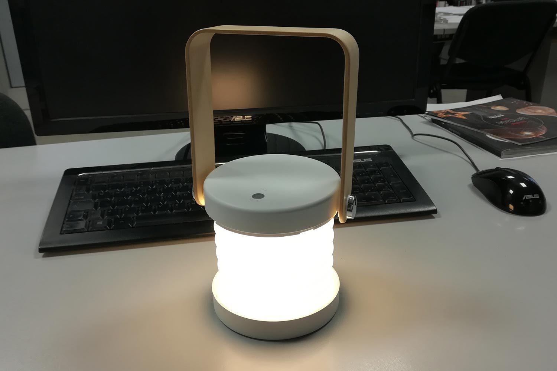 Lampada Zttopo versione lanterna